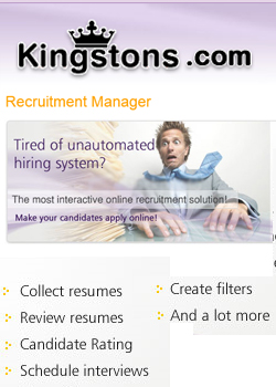 Kingstons.com